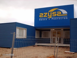 Oficinas de obra Azysa
