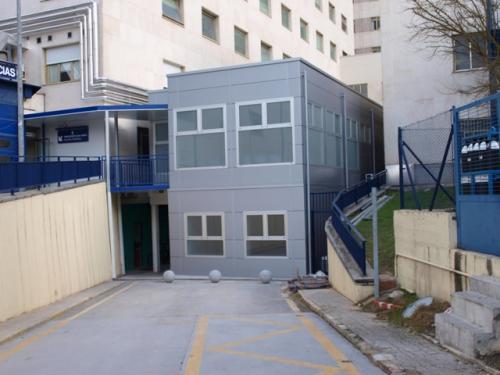 Ampliación Urgencias Hospital Txagorritxu