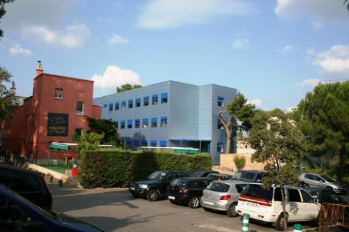 Laboratorios Modulares Hospital Universitari de la Vall d´Hebron